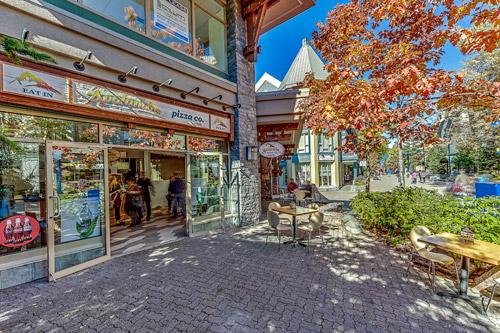Avalanche Pizza Whistler BC Canada