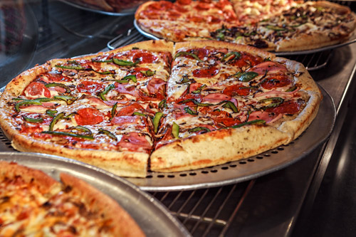 Whistler Pizza Orders