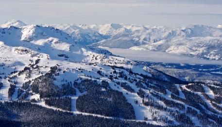 Whistler BC Canada