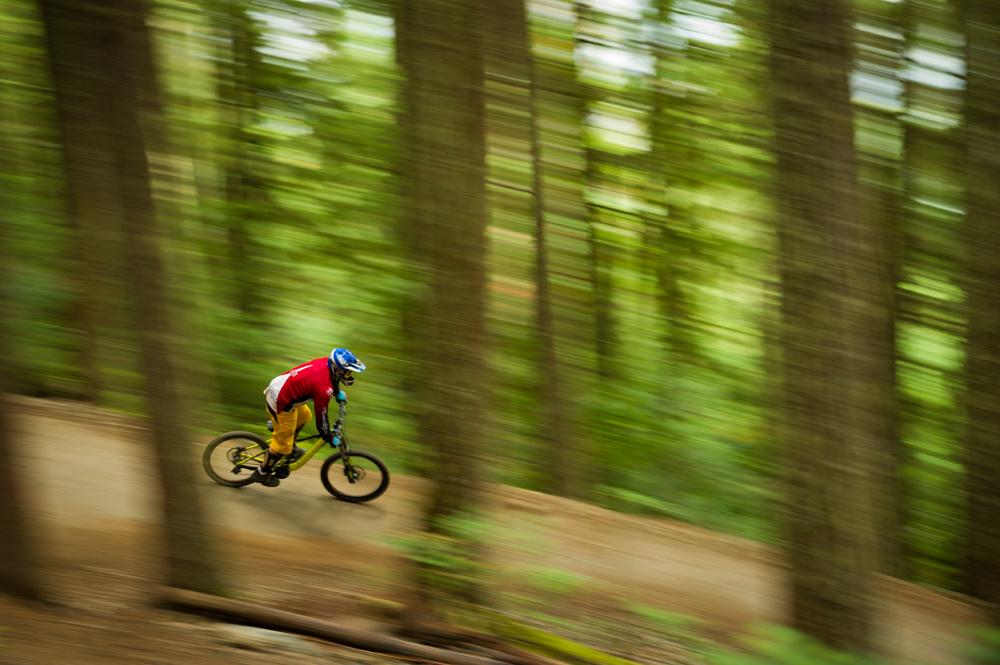 Whistler BC Mountain Biking